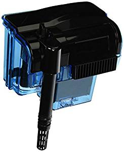 Penn Hang-on Aquarium Filter with Quad Filtration System