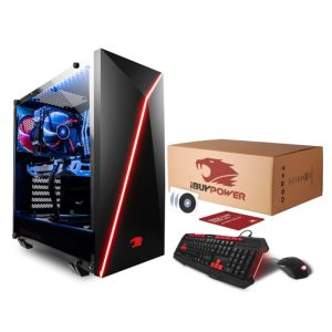 Why iBuyPower Gaming PC?