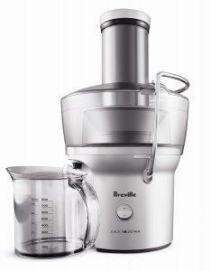 Breville BJE200XL Compact Fountain Juice Extractor