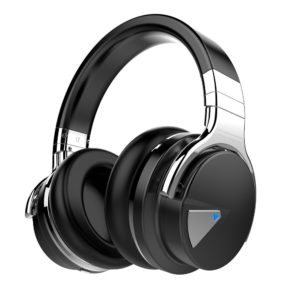COWIN E7 Active Noise Cancelling Bluetooth Headphones with Microphone Hi-Fi
