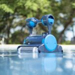 Dolphin Robotic Pool Cleaner With Powerful Dual Scrubbing Brushes