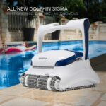 DOLPHIN Sigma Robotic Best Pool Cleaner