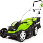 Greenworks MOO9B01 Corded Electric Lawn Mower