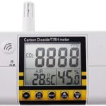Wall Mountable Temperature, CO2 Humidity Sensor