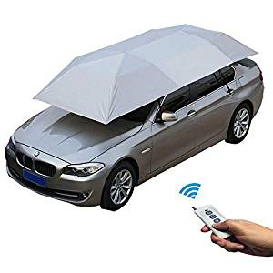 Reliancer Four-Season Automatic Car Tent Remote Control Movable Carport Foldable