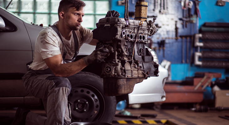 Remanufactured or Reconditioned Engines