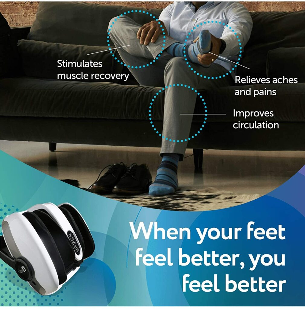 best foot massager for diabetics