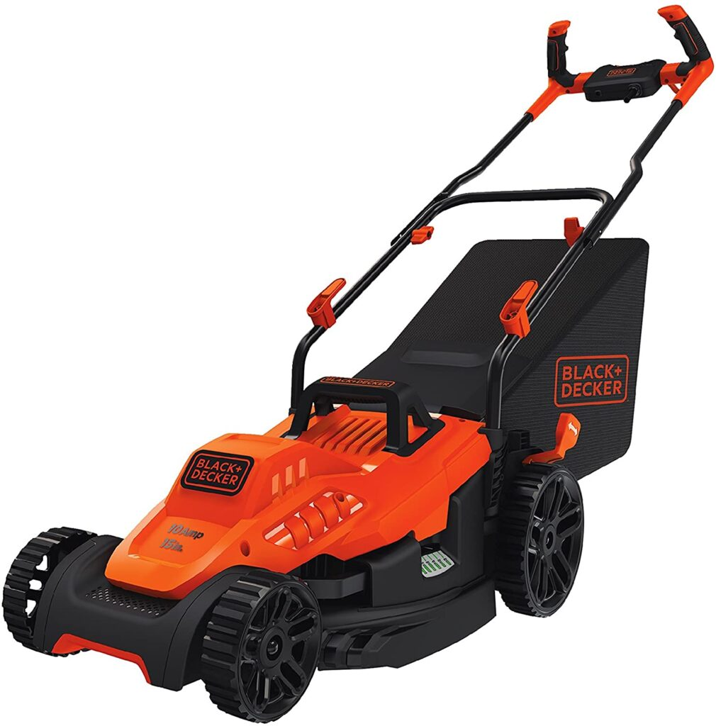 Black+ Decker BEMW472BH Electric Lawn Mower