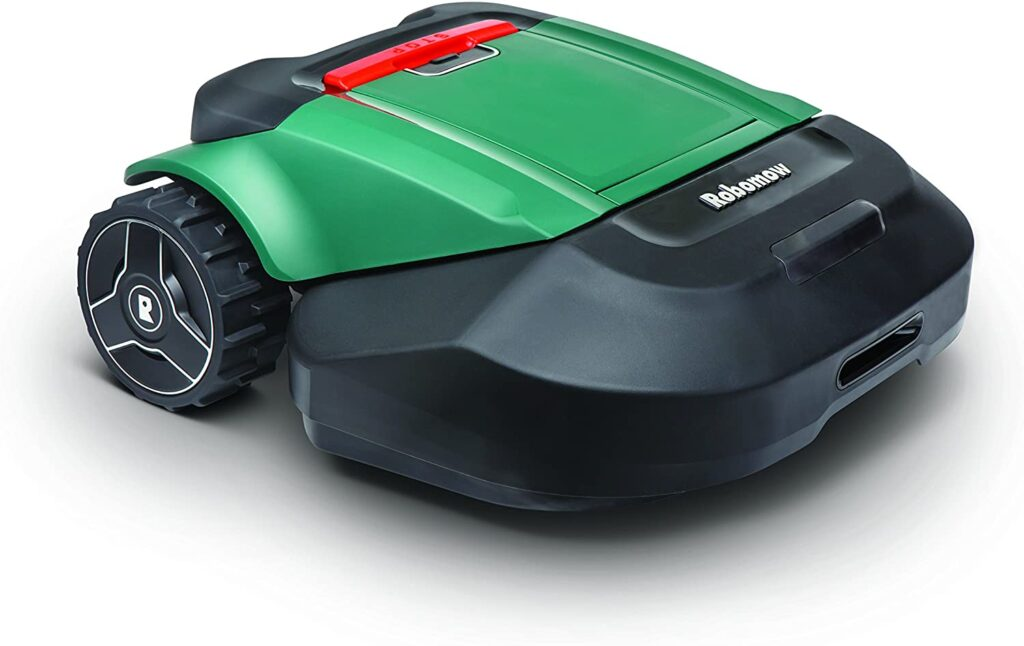 Robomow RS612 Battery Powered Robotic Lawn Mower