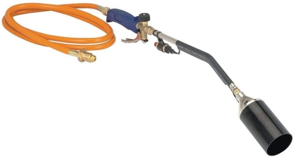 Supershop Propane Torch Wand Ice Snow Melter Weed Burner Roofing