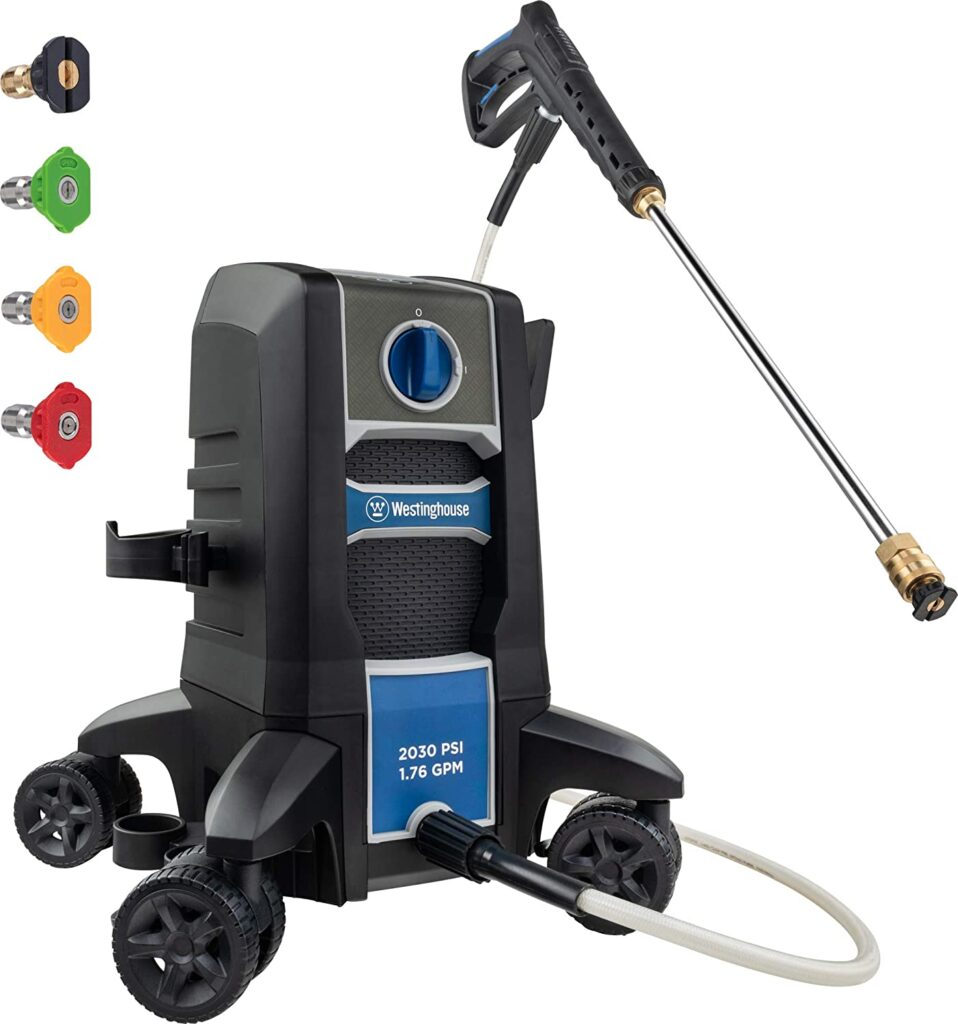Top Best Electric Pressure Washers 2019: 2020 Consumer Reports