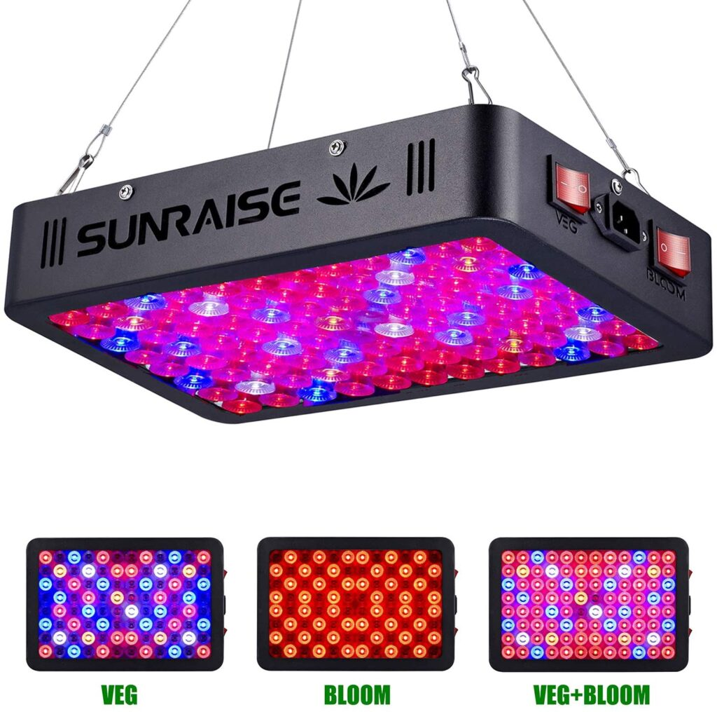 Top 10 Best Grow Lights for Indoor Plants 2020: Top 10 Picks Consumer Reports Guide