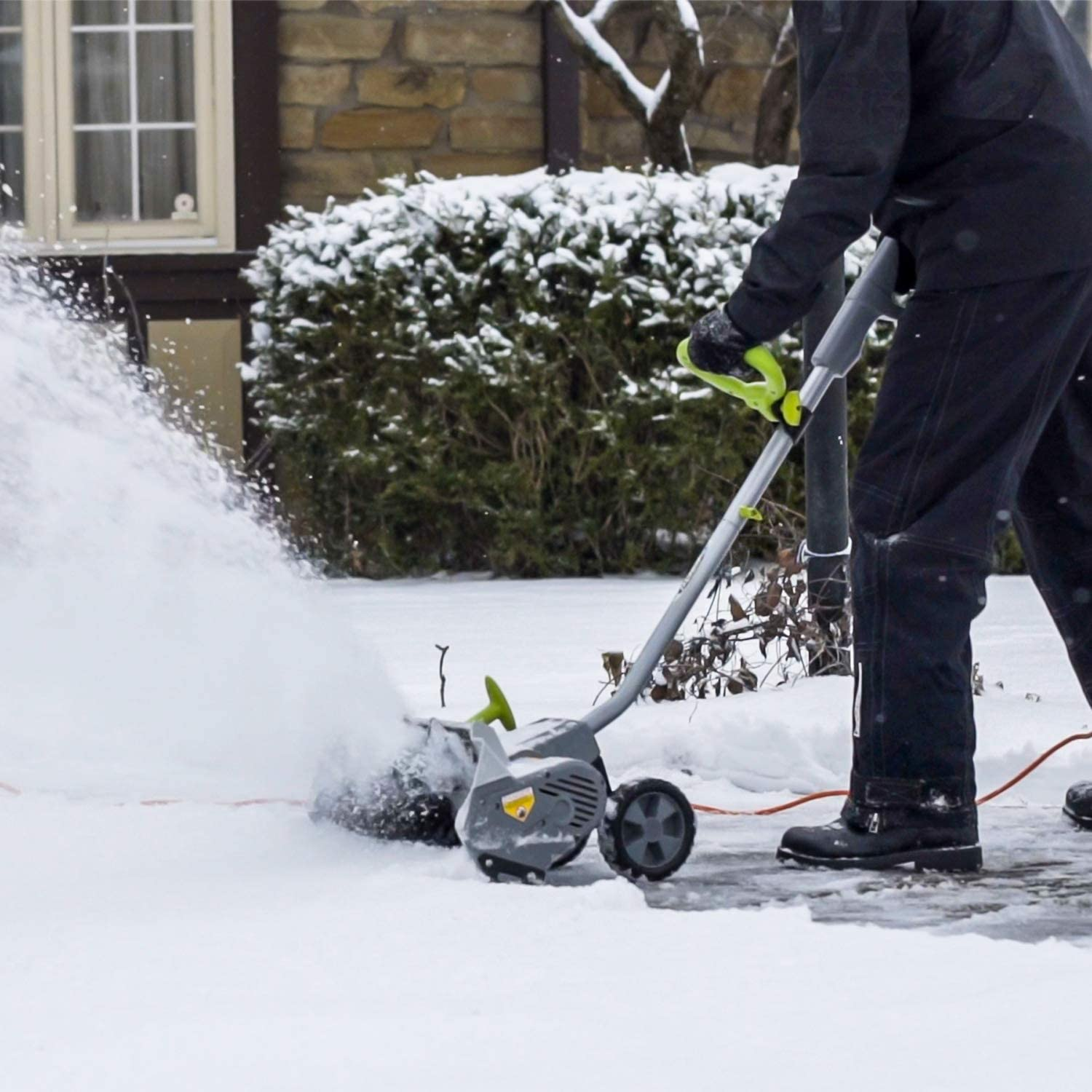 Best Electric Snow Shovel Reviews 2020 Guide & Recommendation