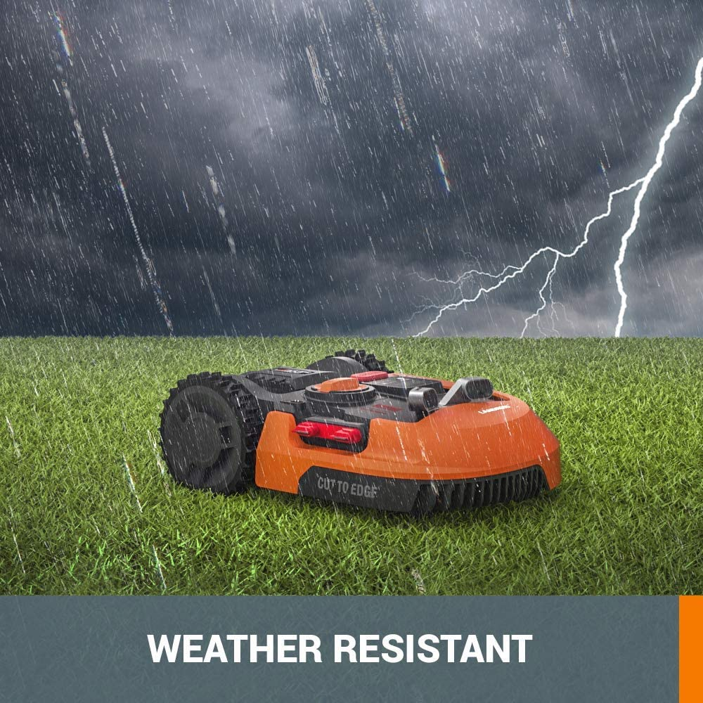 Worx WR 153 Landroid: Best Robotic Lawn Mower with GPS Module