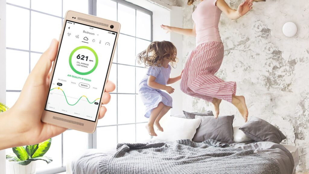 How To Monitor Air Quality At Home Easily & Be Happy