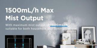 How To Choose Best Humidifier For 1000 Square Feet
