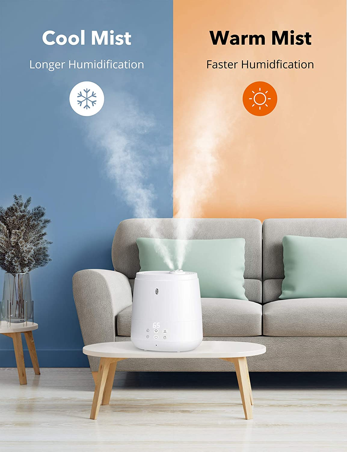 5 Best Type of Humidifier for Hard Water | How To
