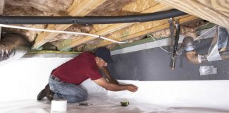 Crawl Space insulation How To Insulate Properly & Happy