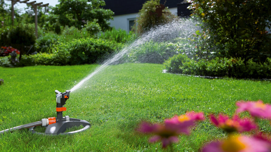 DIY: How To Make A Lawn Sprinkler System At Home