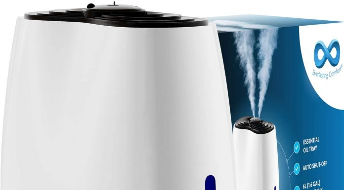 5 Best Humidifier For 600 Sq Ft - How To Choose