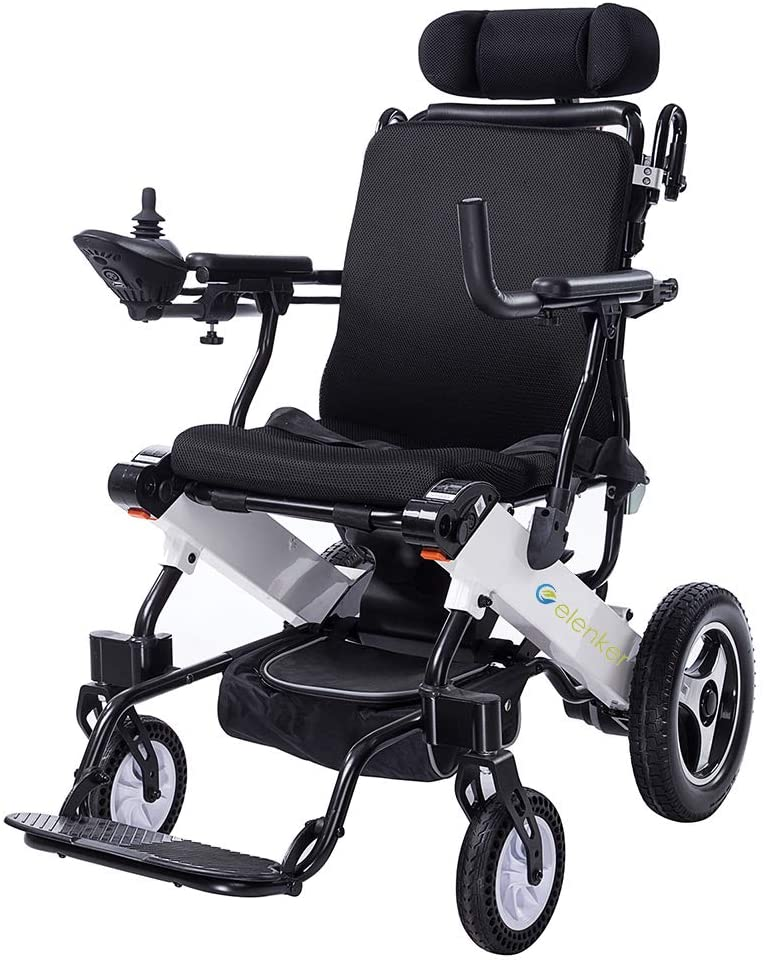 ELENKER 2020 Electric Powered Wheelchair