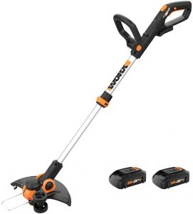 Worx cordless string edger and trimme