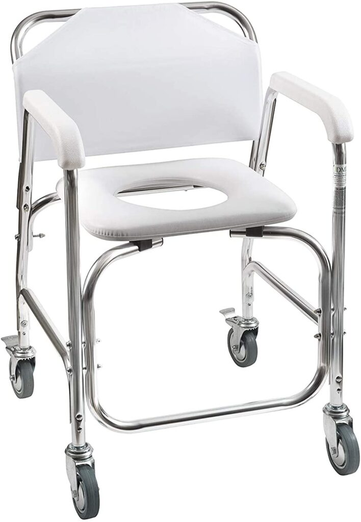 Top 5 Shower Chair With Wheels Discussion: Knowing The Best