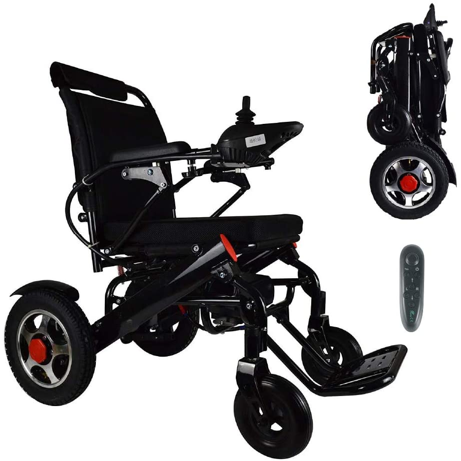 Best Electric Wheelchair in the Word for Small Spaces