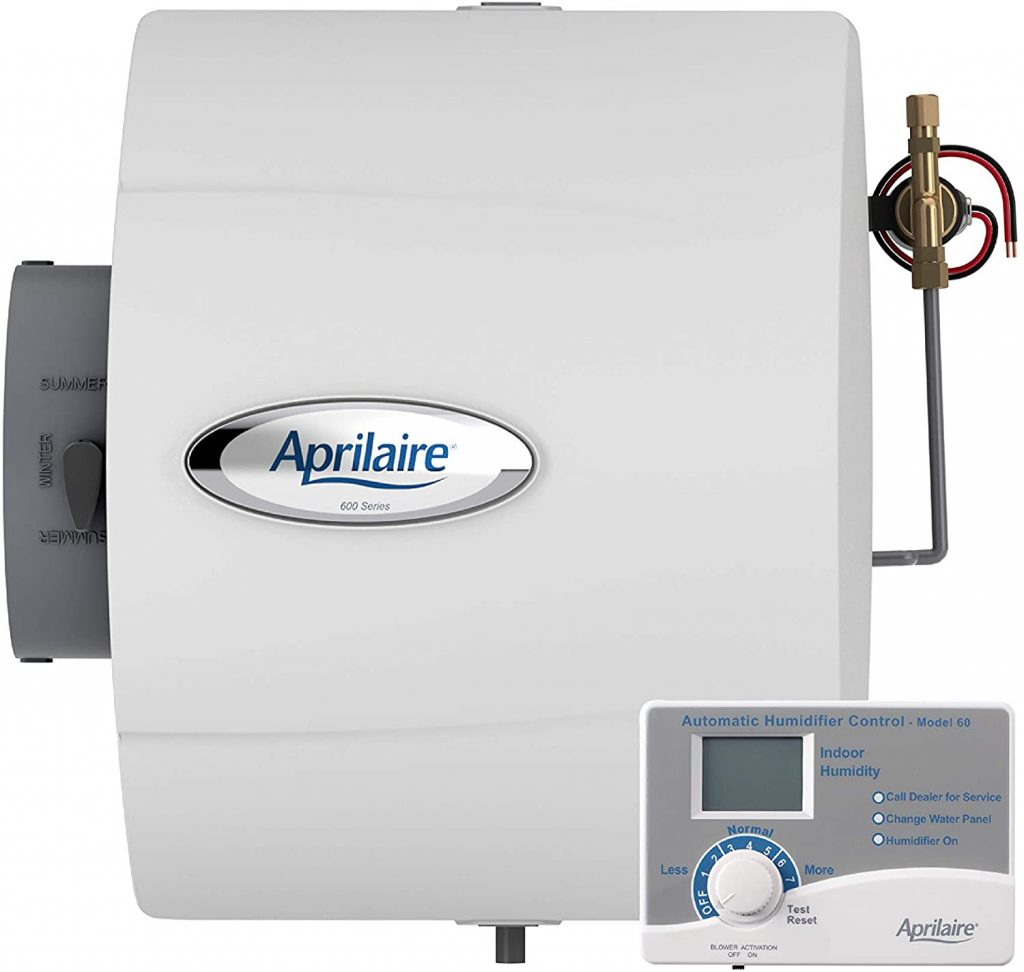 Aprilaire 600 Whole Home Humidifier