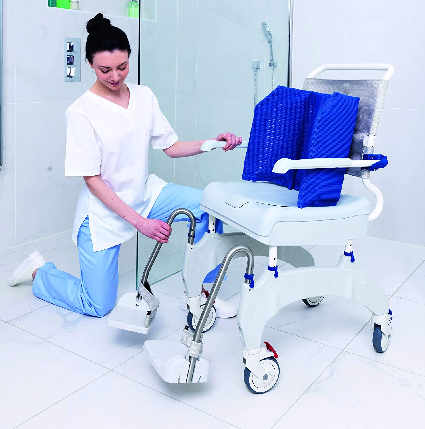 Top 5 Shower Chair With Wheels: Knowing The Best