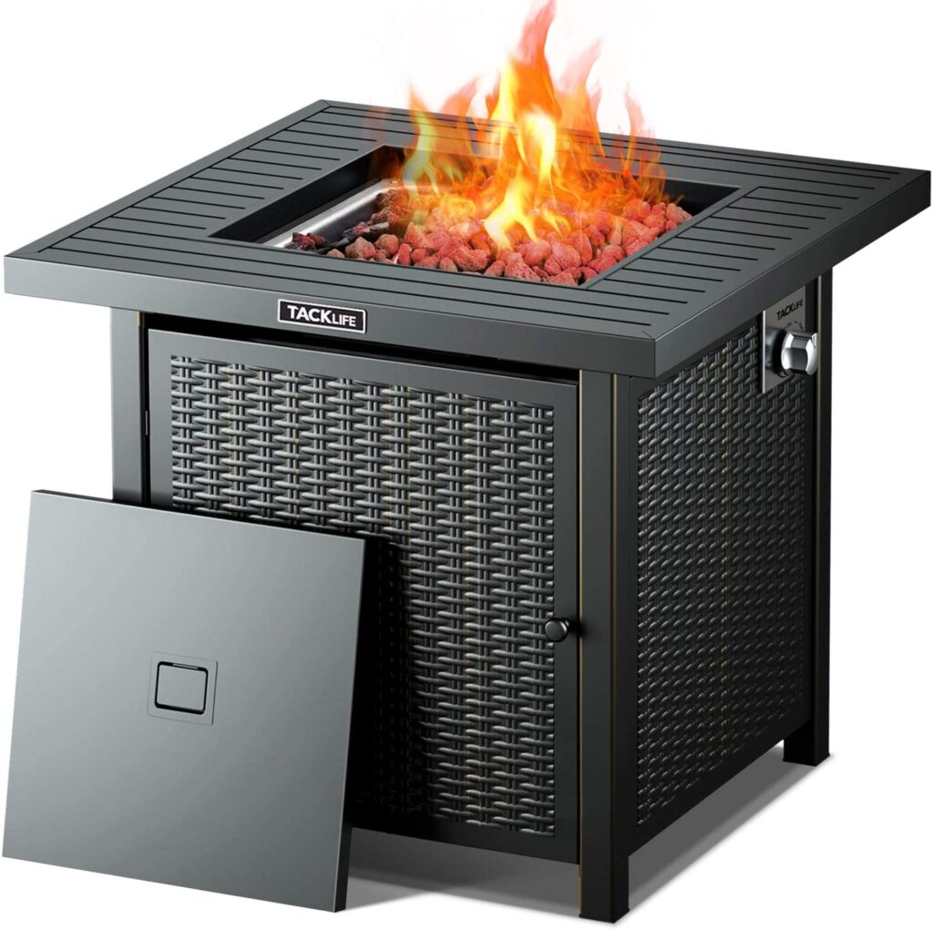 5 Best Gas Fire Pit Table 2021: How To Choose
