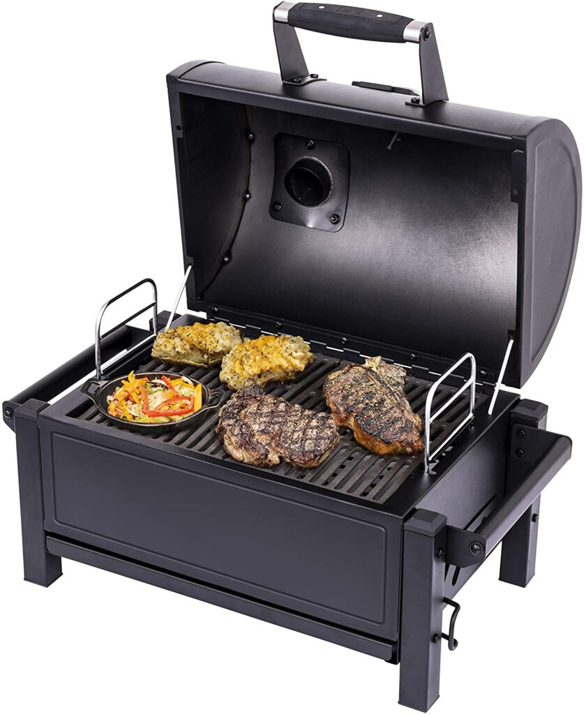 5 Best Portable Charcoal Grills Discussion: How to Choose