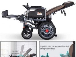5 High Quality Best Motorized Wheelchair 2021: How To Choose