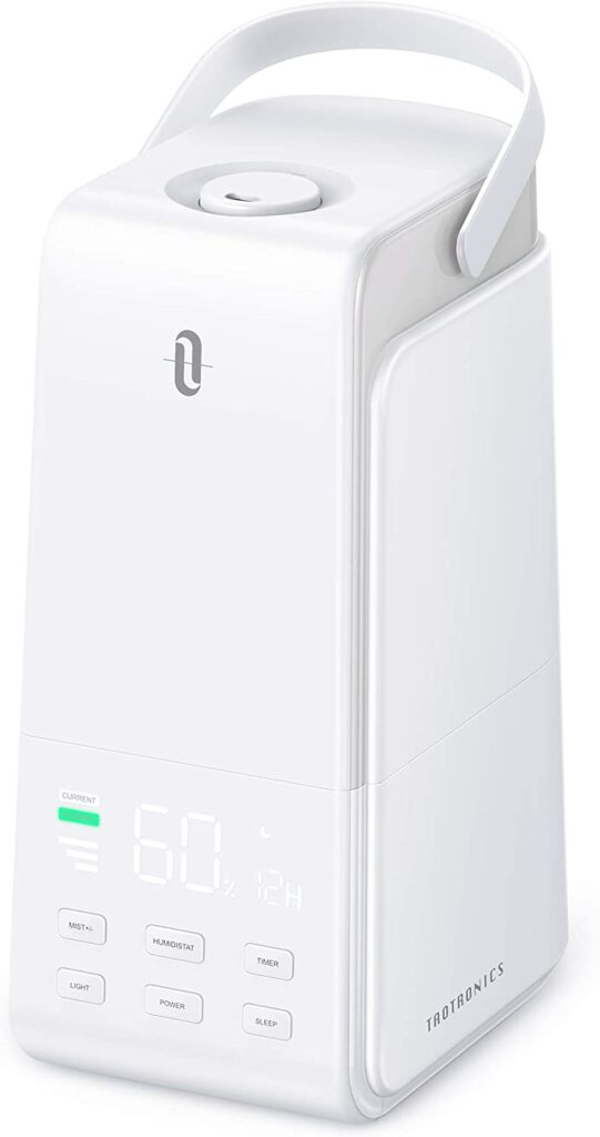 ToaTronics Humidifier for Bedroom