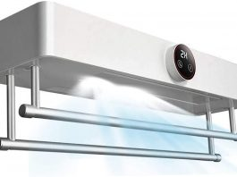 Best Towel Warmer With Built-In Timer