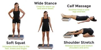 Are Vibration Plate Exercises for Beginners Any Good? AB Workout Solution