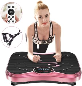 NIMTO Vibration Plate Exercise Machine: Best for the whole body