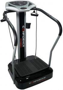 STANDING VIBRATION BOARD EXERCISE MACHINE: