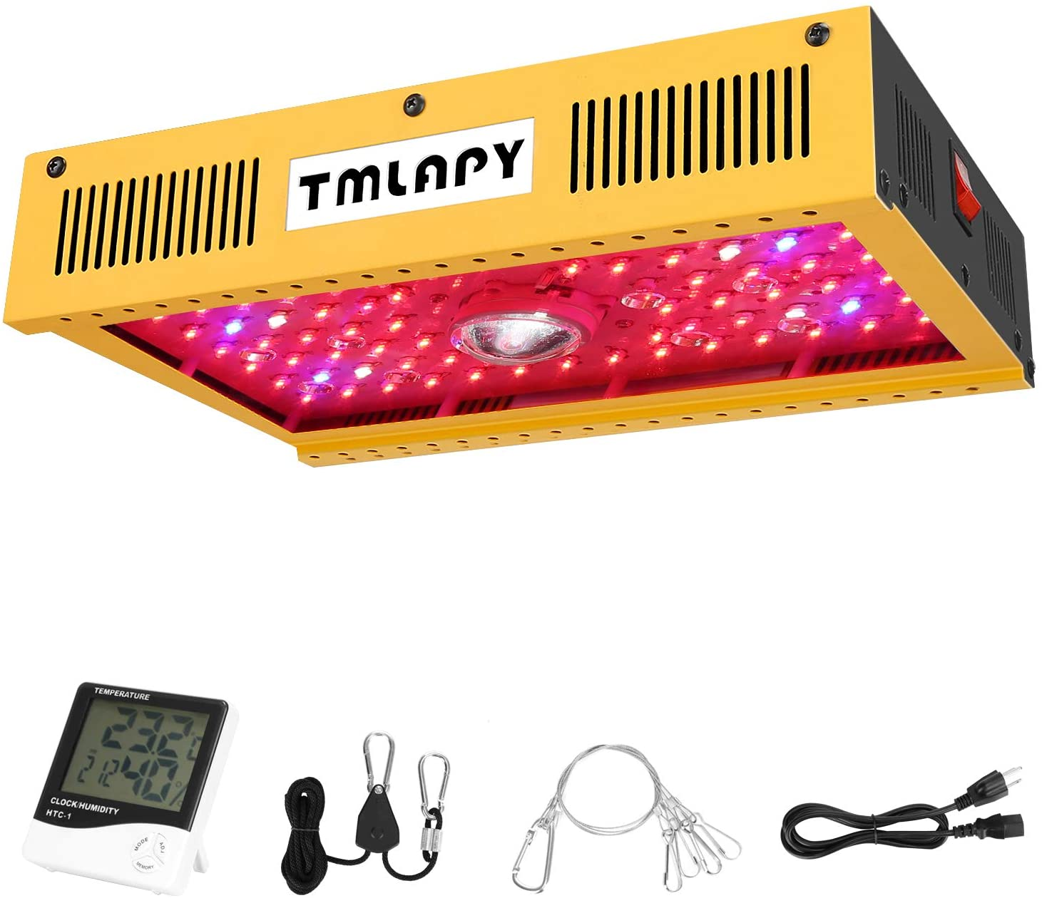 The Best 1000w Led Grow Lights Reviews: 2017 - 2021