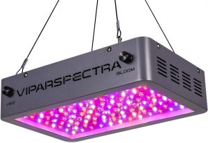 VIPARSPECTRA Dimmable 1000W LED Grow Light